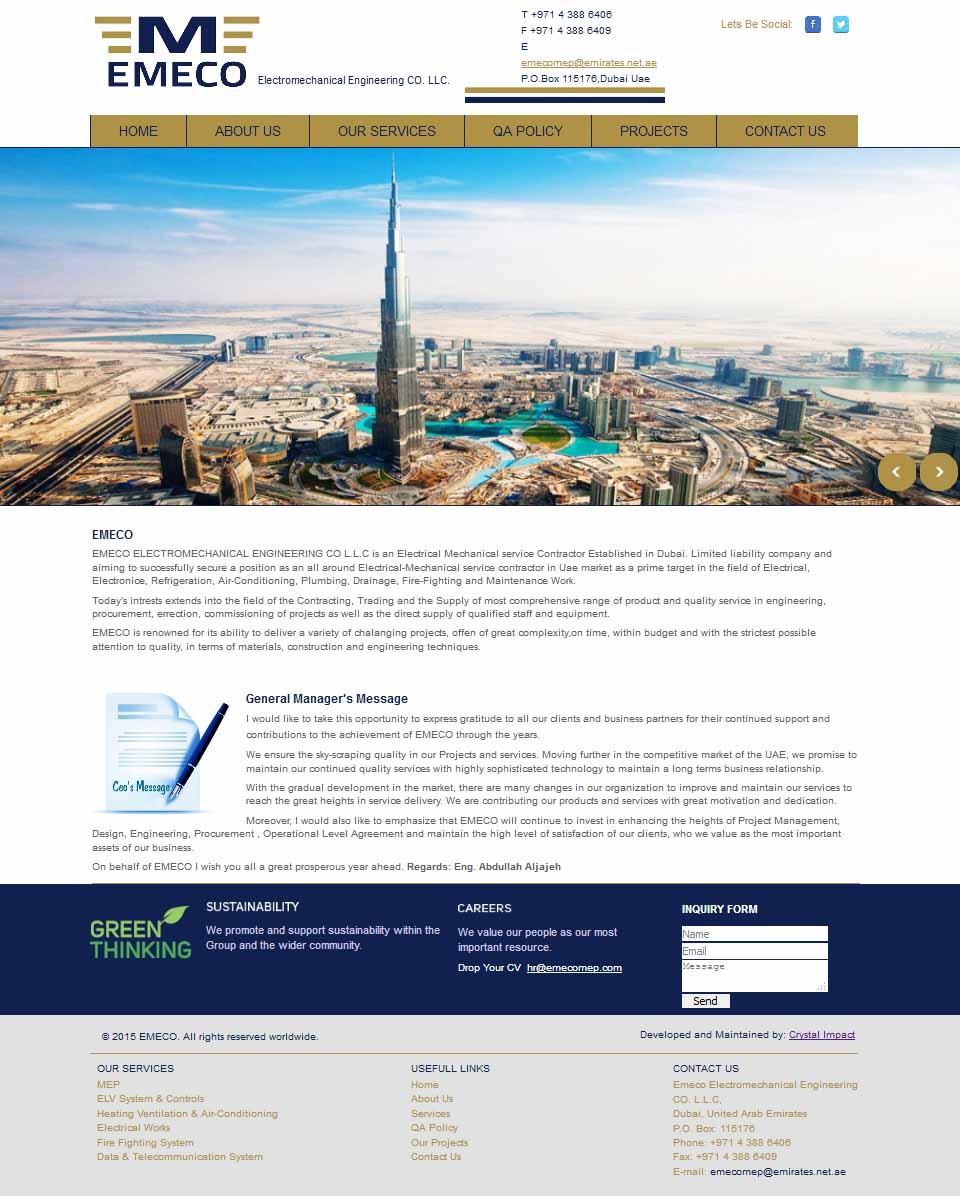 Website Design and Development - CIWS